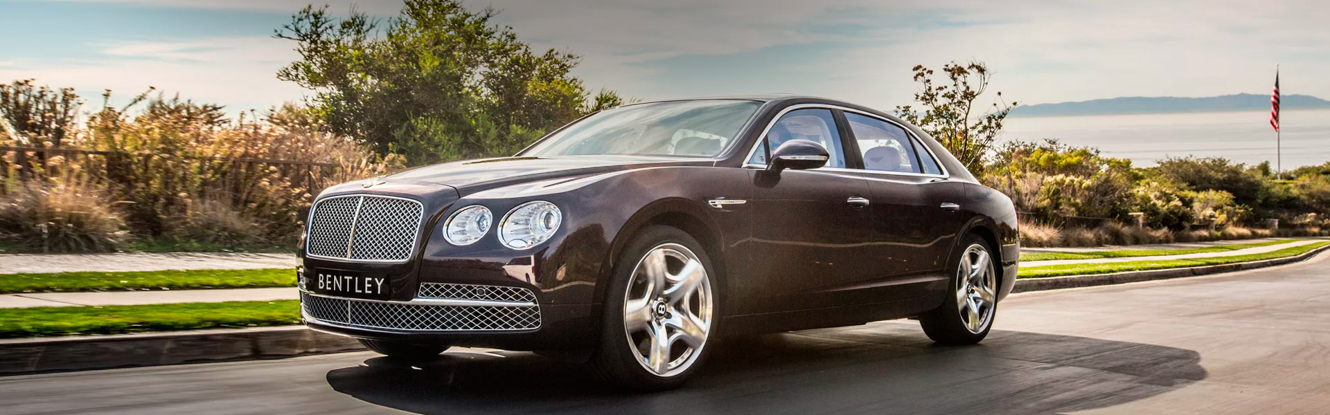 Сервис Bentley Continental Flying Spur