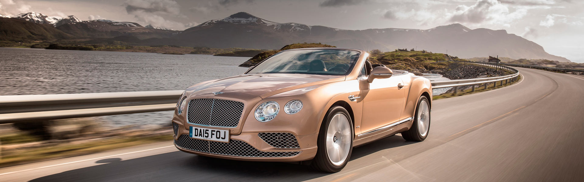 Сервис Bentley Continental